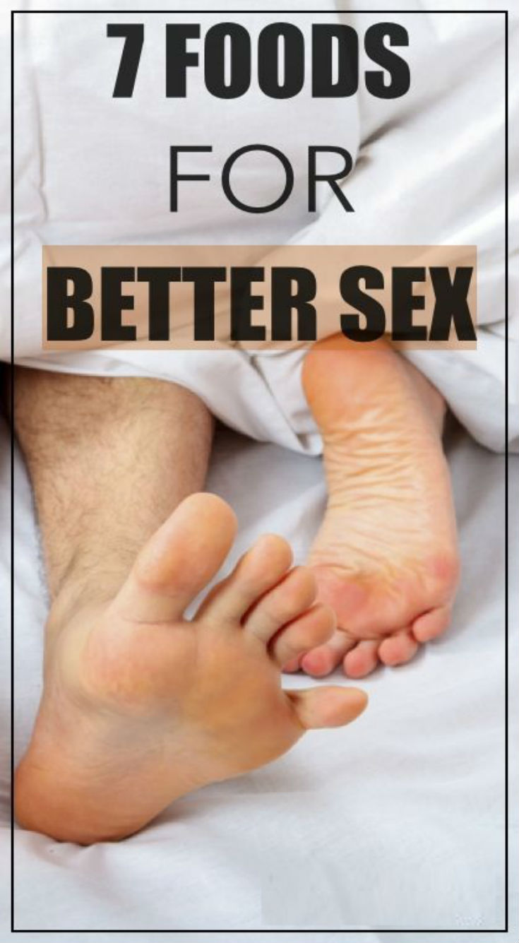 7 Foods for Better Sex - Daily Rumors