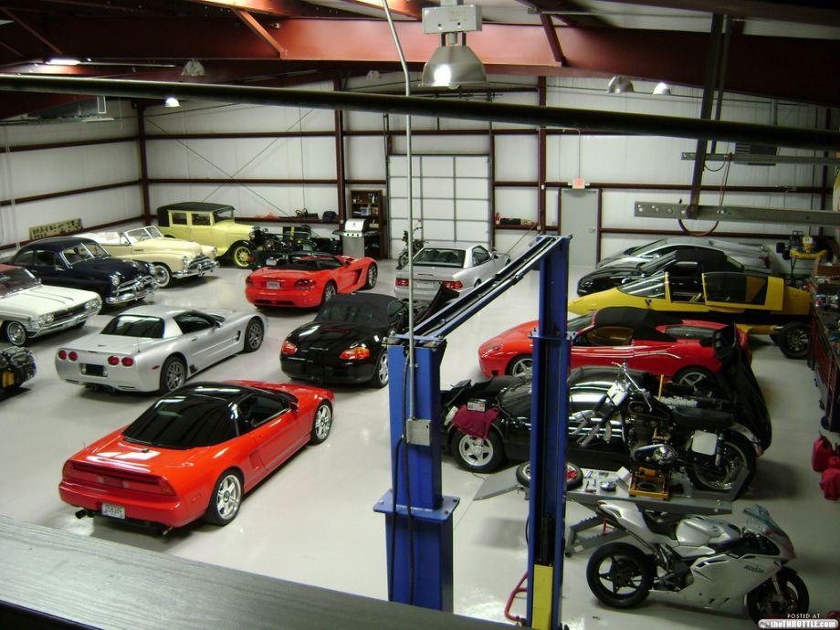 Tener un garaje parecido visi n y valores gobernantes for Garajes de ensueno
