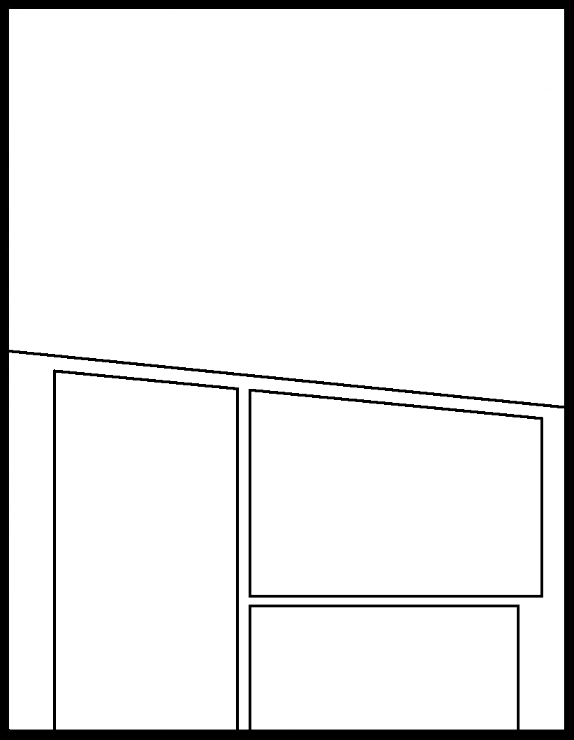 Manga Template  By MangaTemplateDeviantartCom On Deviantart