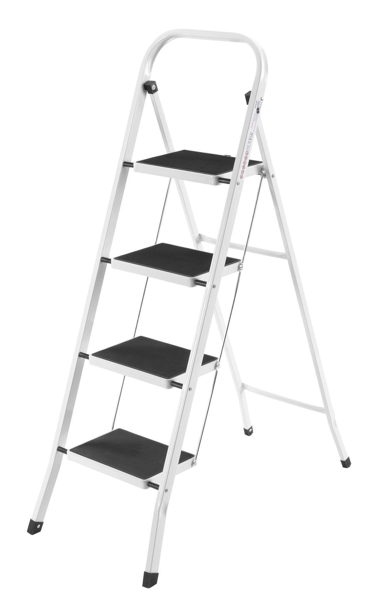 4 16 Ft Steel Step Ladder 4 Step Ladder Best Ladder Ladder