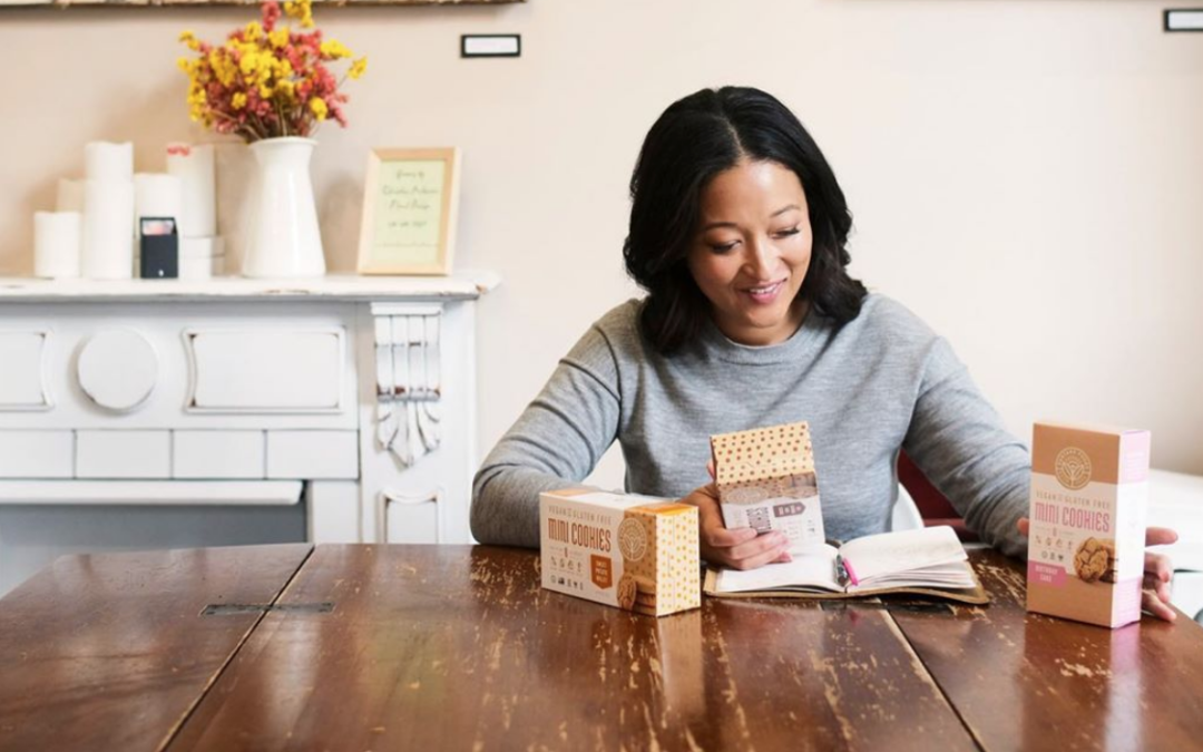 Black Owned Vegan Cookie Company Closes 1 Million From Jay Z S Venture Fund Cookie Company Vegan Cookies Allergy Free Cookies