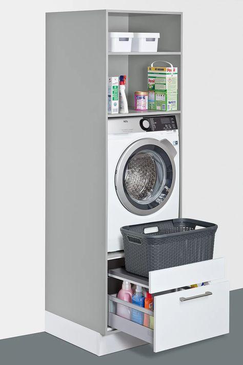 Photo of Hauswirtschaftsraumideen von Schuller, Lösungen für alles – auch in kleinen …