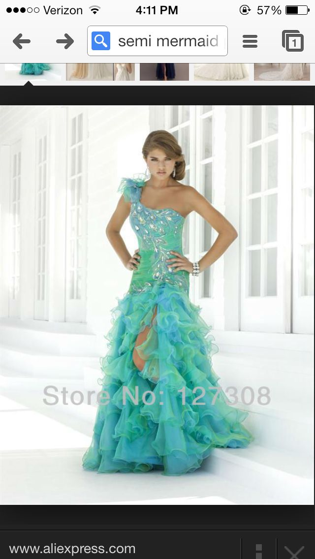Pageant dress!!!