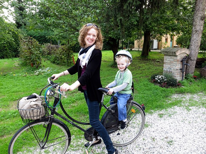 Traveling with children interview with Walking On Travels