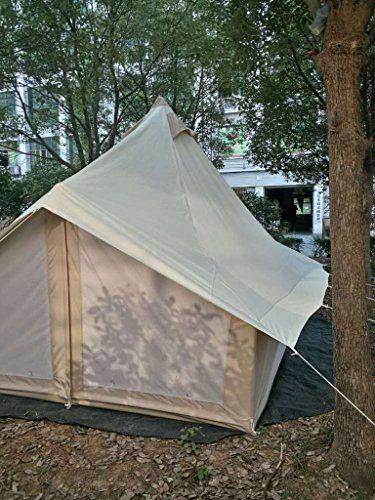 quality design dc540 9e39f DANCHEL 400 Bell Tent 100 Cotton Canvas with Mat Sheet * You ...