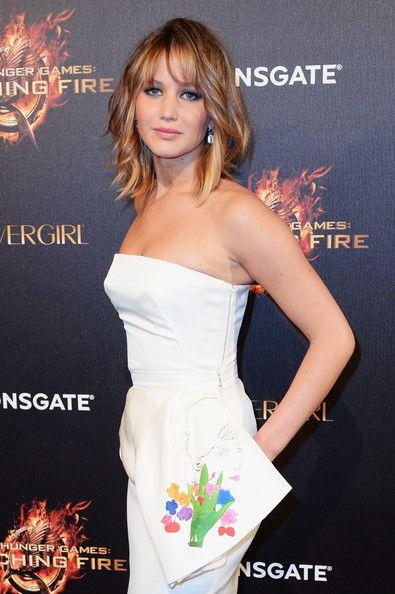 Jennifer Lawrence starred as Rosalyn Rosenfeld in American Hustle (2013)