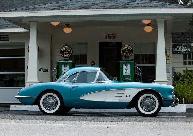 Car Of The Week 1959 Chevrolet Corvette Chevrolet Corvette