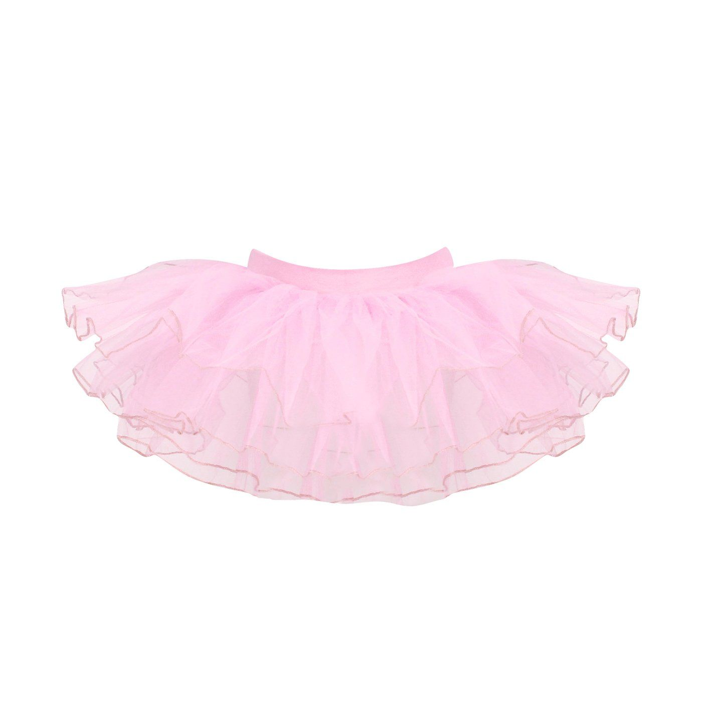 tamaño VENI MASEE 7/10 niñas de varias capas de la falda del tutú de ...