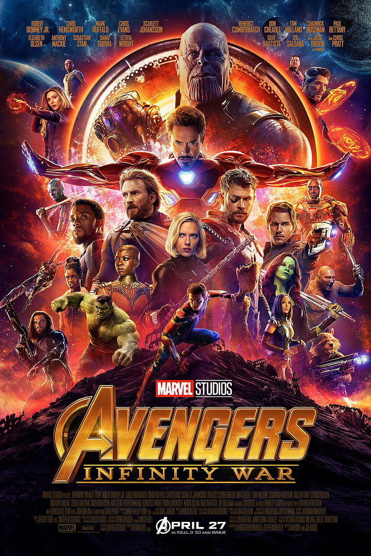 Poster Marvel Cinematic Universe Avengers Infinity War The Avengers Hd Wallpaper Avengers Infinity War Infinity War Marvel Cinematic Universe Timeline