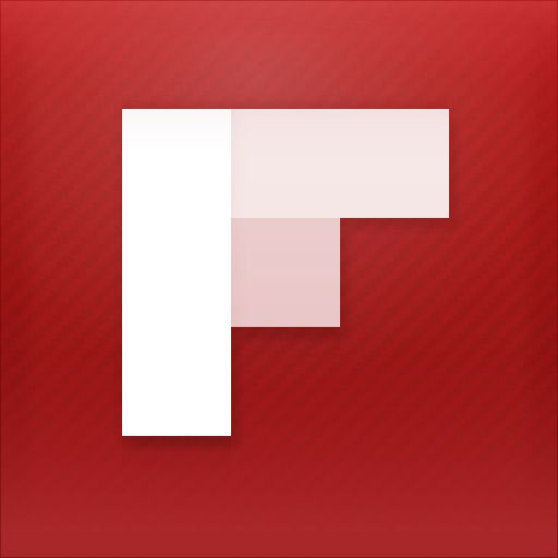 In the classroom, Flipboard iOS App Icon can provide an enormus - personal interests