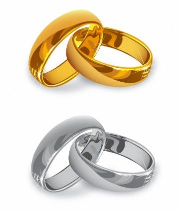 Wedding Rings Vector Misc Free Vector For Free Download Wedding Ring Vector Wedding Ring Clipart Ring Vector