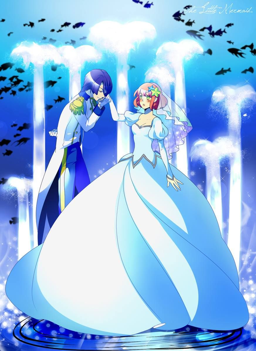 The Little Mermaid Anime Pinterest Prince eric