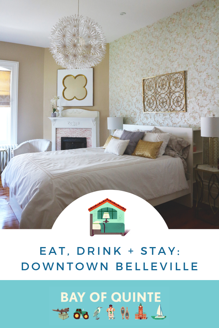 Where To Eat Drink Stay In Downtown Belleville Belleville Bed And Breakfast Downtown