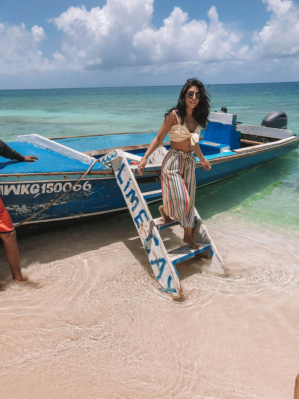 d36da29ef04 Fashion blogger Shloka Narang of The Silk Sneaker shares cute summer outfits  for 2018 from her latest trip to Jamaica featuring Topshop