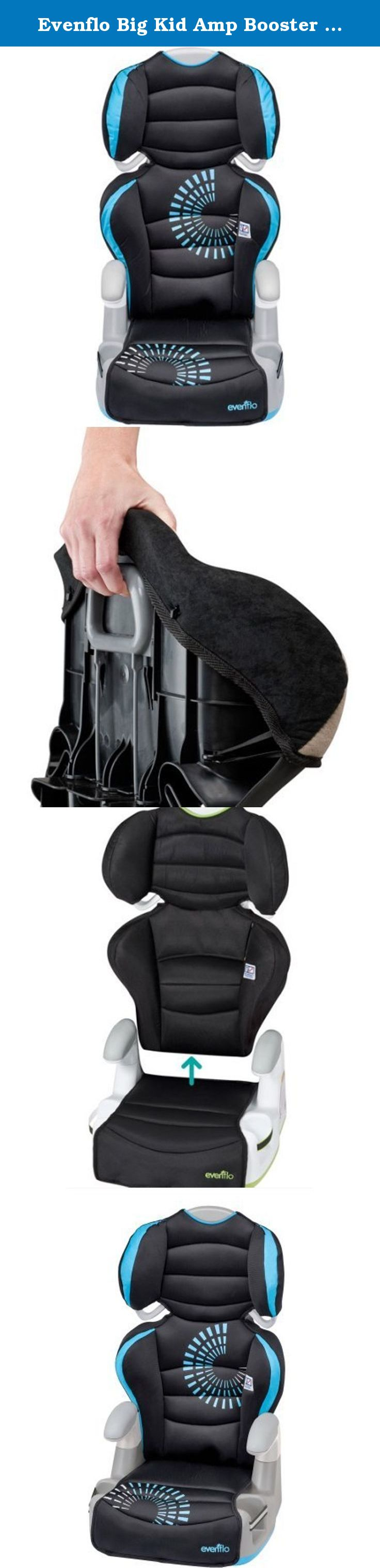Evenflo Big Kid Amp Booster Car Seat