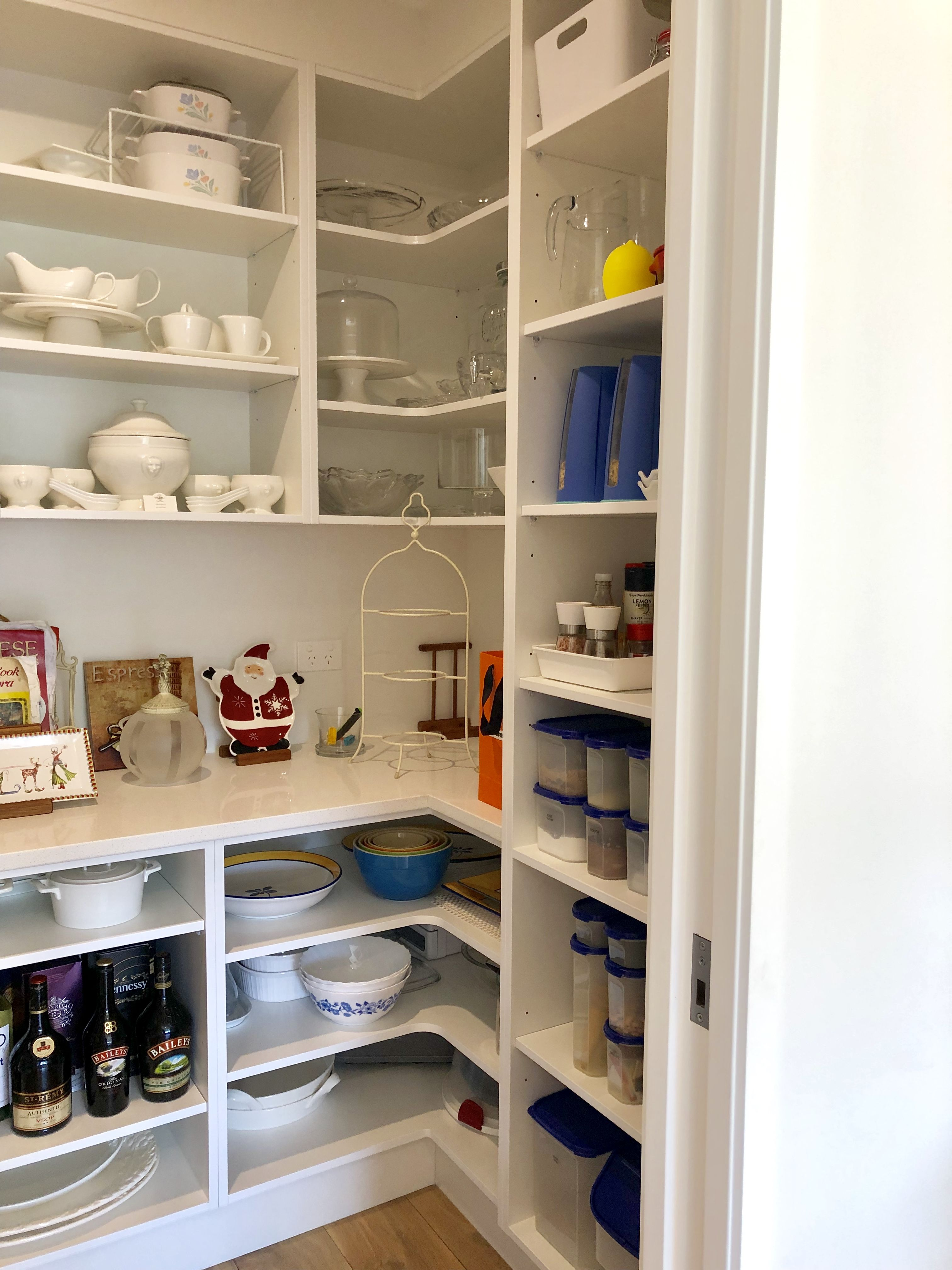 My New Walk In Pantry Pantry Shelving Kitchen Pantry Design