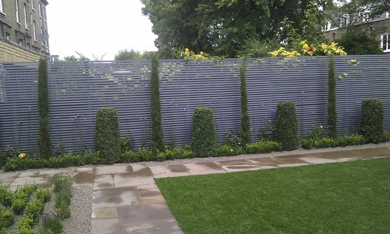 Wonderful Privacy Screens London Fencing   London Garden Fencing Londons Premier  Fencing Company