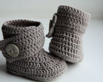 85a3513054c Crochet ugg boot pattern. PDF. This is a PATTERN for crocheted ...