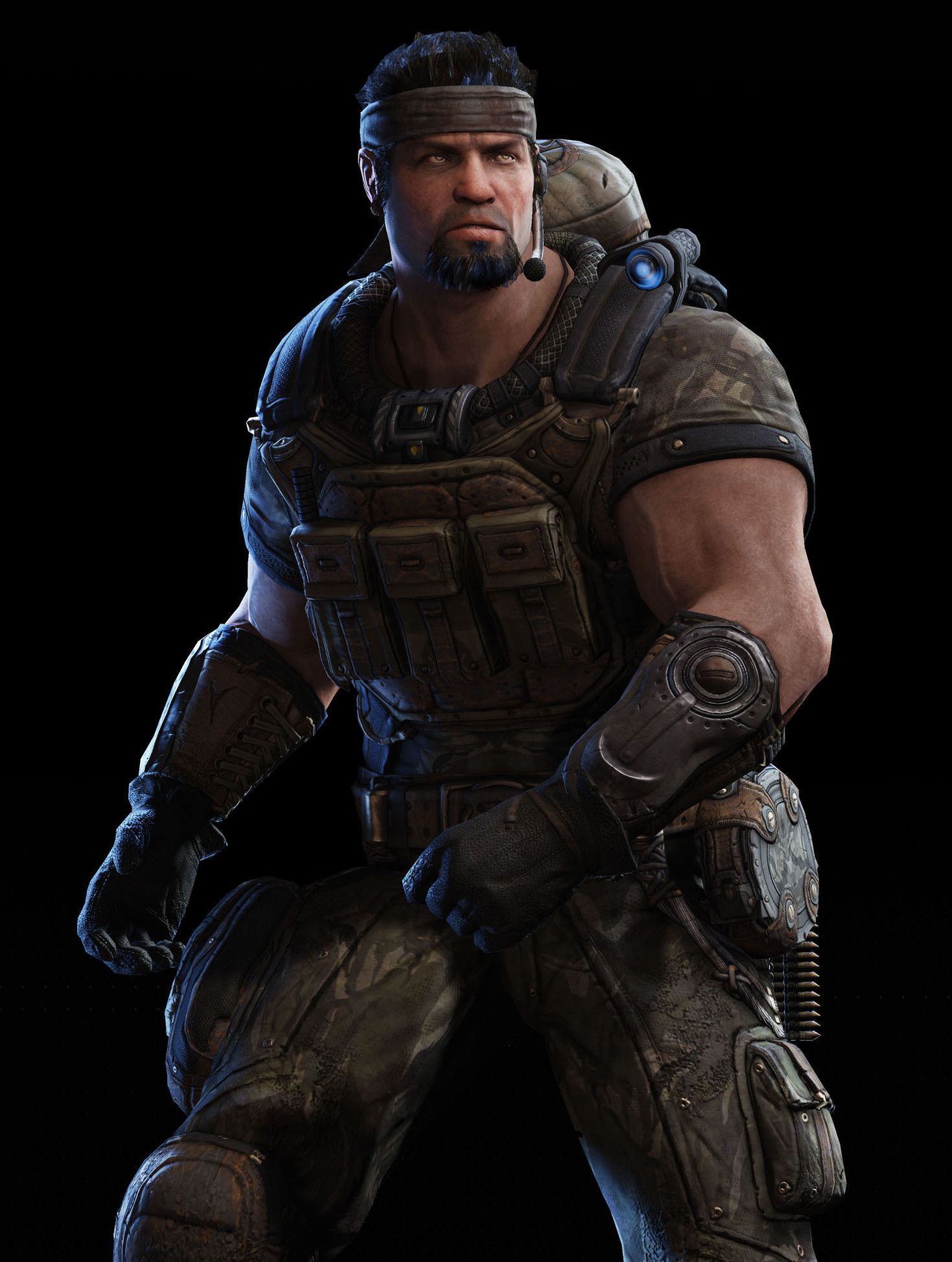 Commando Dom Gears Of War Gears Of War Gears Of War Gears War