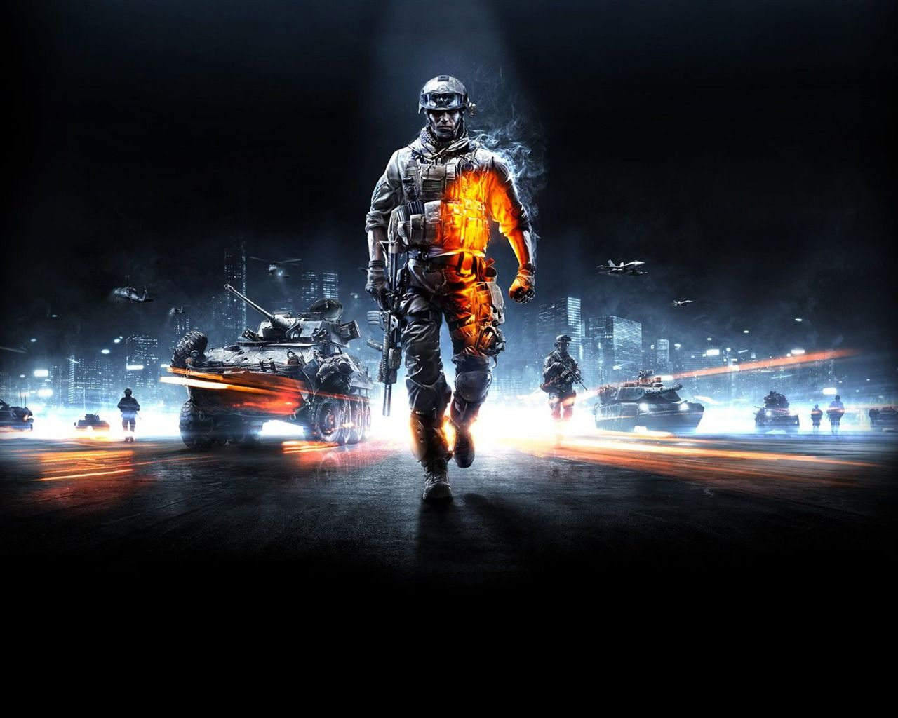 Battlefield 3 1280x1024 Wallpapers Battlefield 3 Battlefield Beautiful Wallpapers
