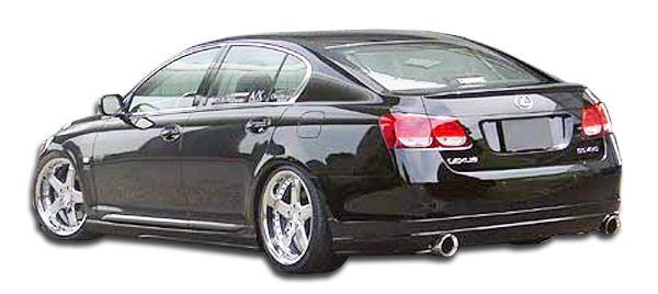 06-11 Lexus GS I-Spec Duraflex Side Skirts Body Kit!! 104927