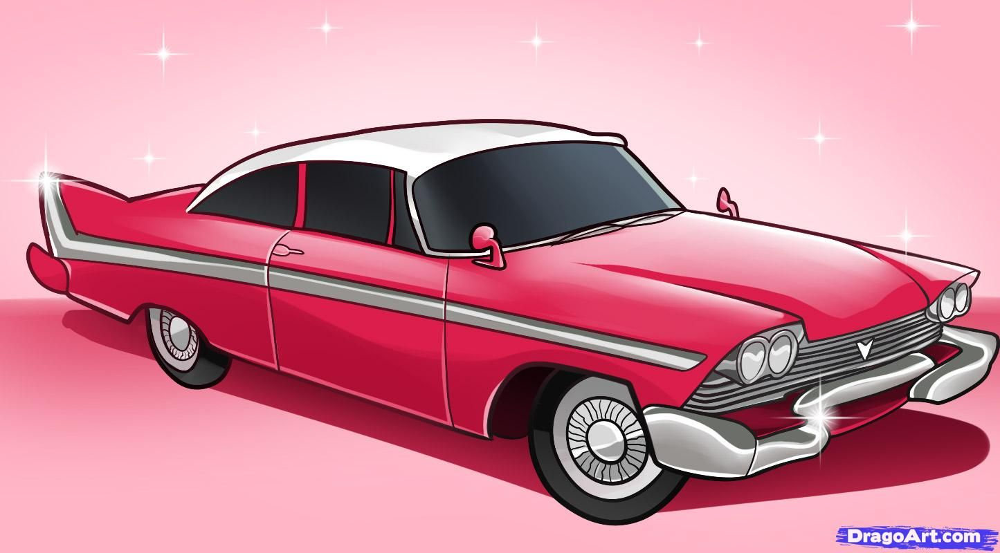 How To Draw An Easy Car by Dawn