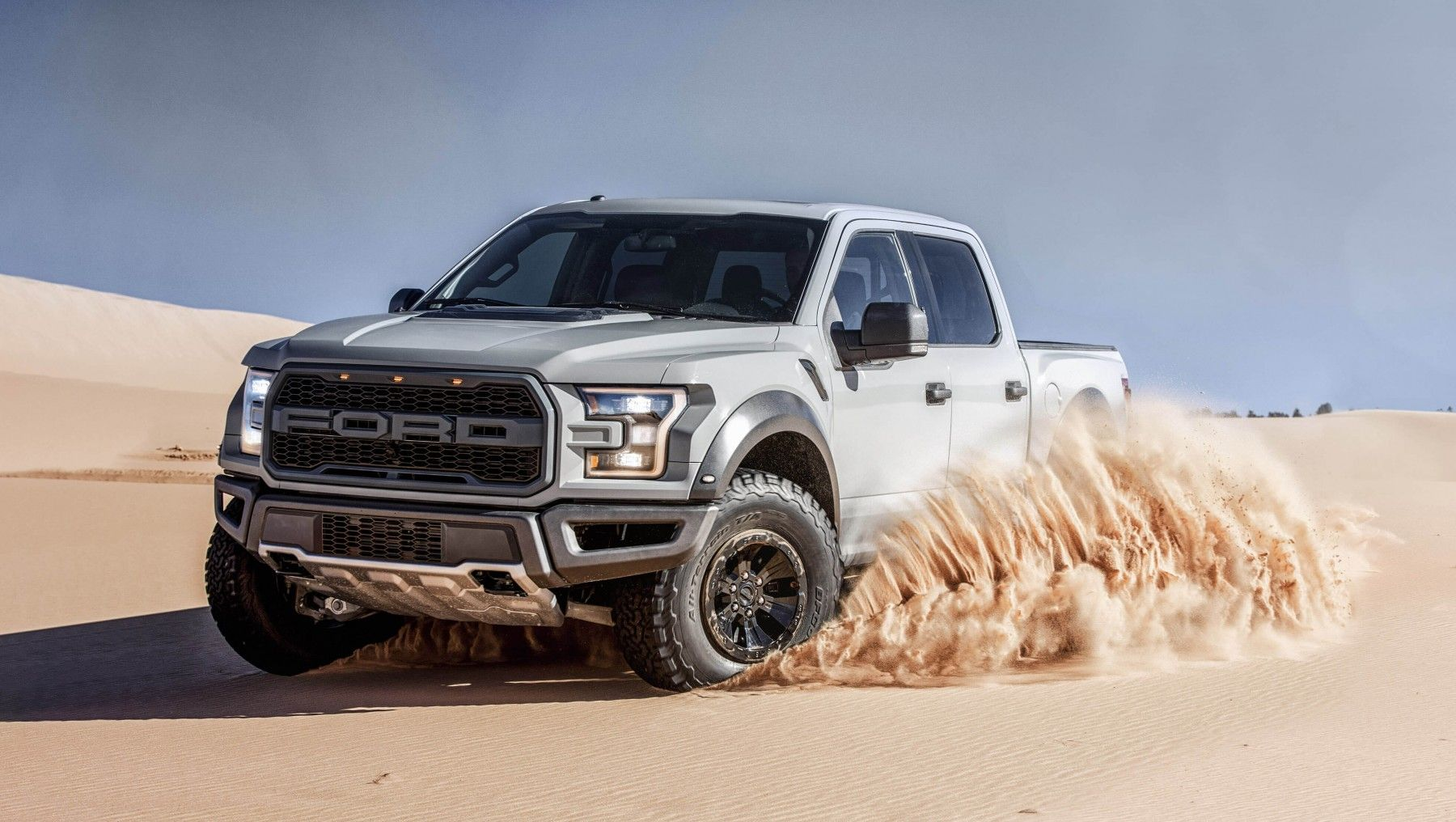 The 2017 ford raptor is the ultimate off road daily driver truck watch as