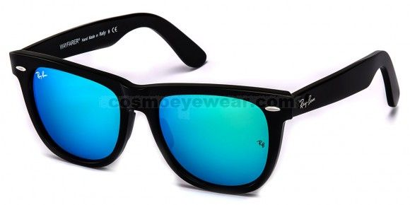 ... Ray-Ban RB2140-901/19 Original Wayfarer-L