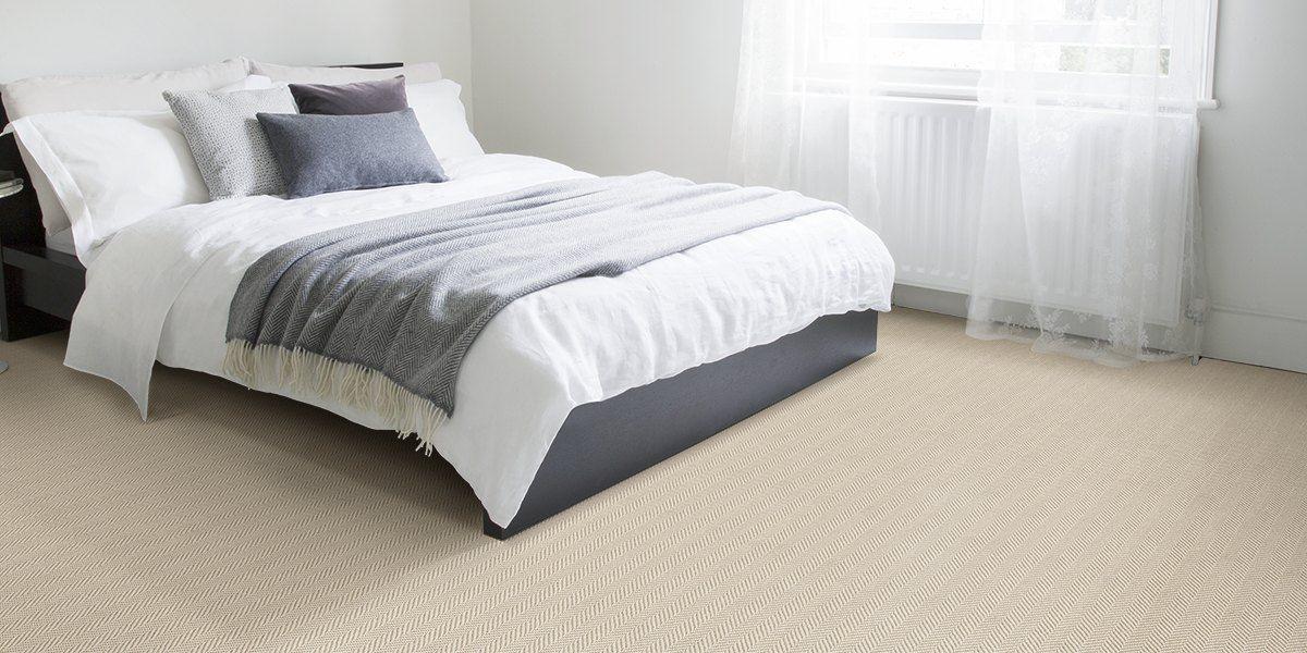 Wool Iconic Herringbone Gable Carpet Alternative