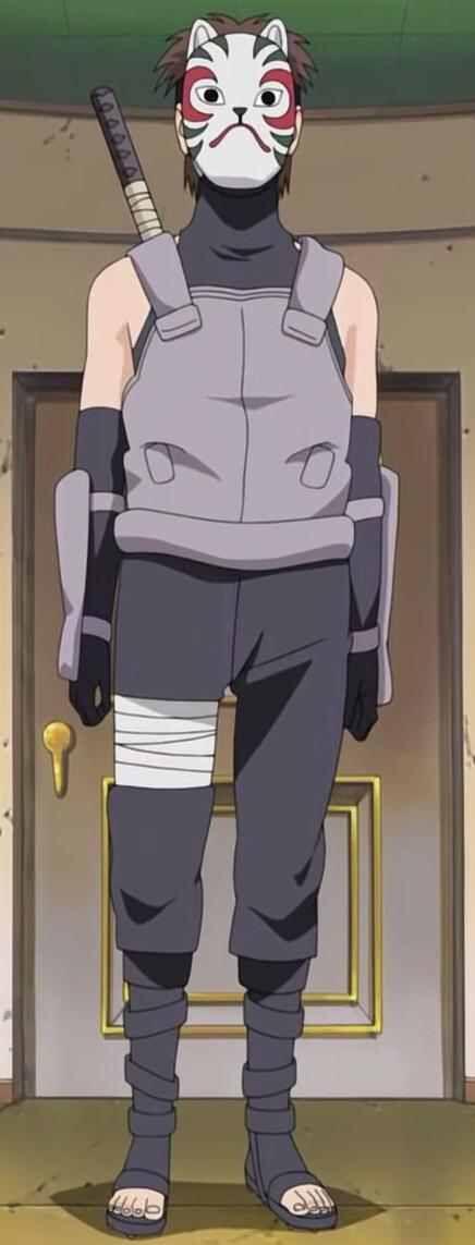 Anbu Black Ops Yamato Naruto Anime Naruto Naruto