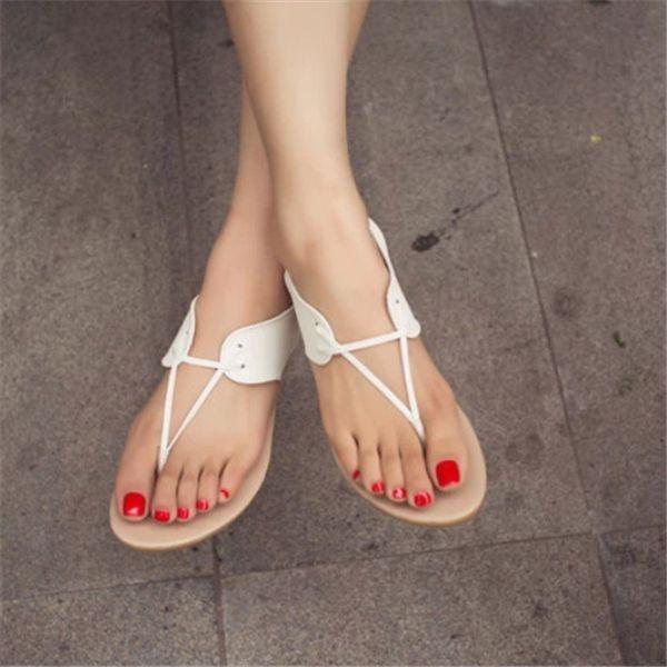 d8244aafc6c1 Tendance Chaussures Zapato Mujer 2015 femmes estivale décontractée sandales  élégant solide mignon étudiants chaussures Sapatos Femininos chaussures  femme ...