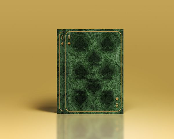 8 Spade: Playing Card Design