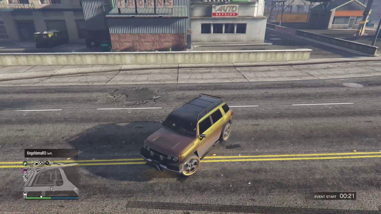 Gta5 The Karen Bee Jay Xl Suv Upgraded Showcase In 2020 Suv