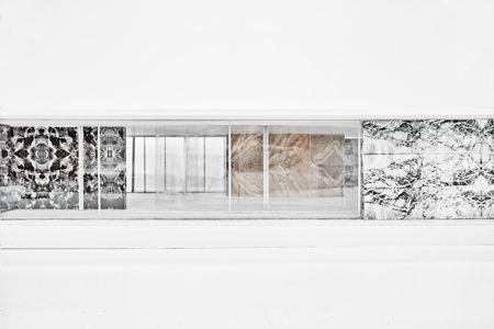 Barcelona Pavilion Materials