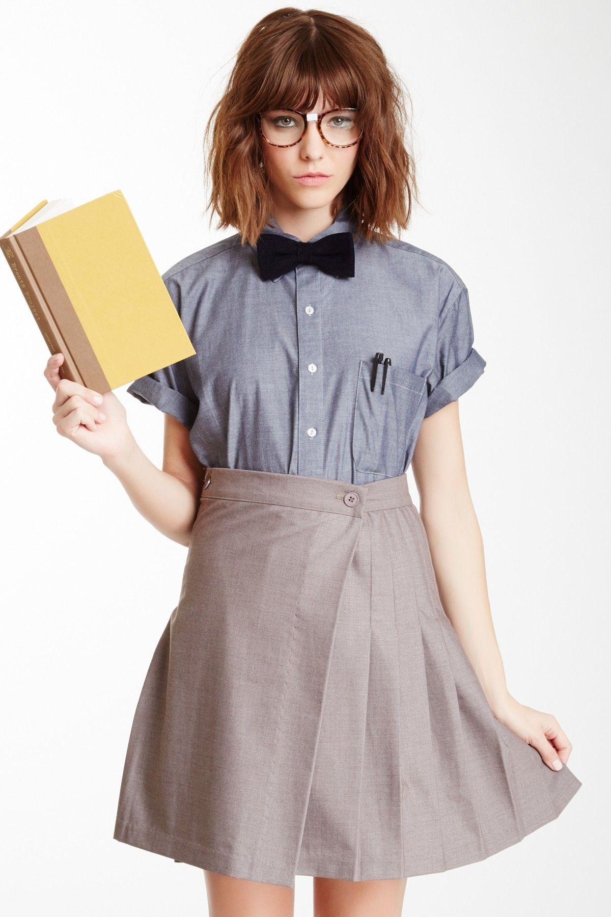 nerd dress clothes