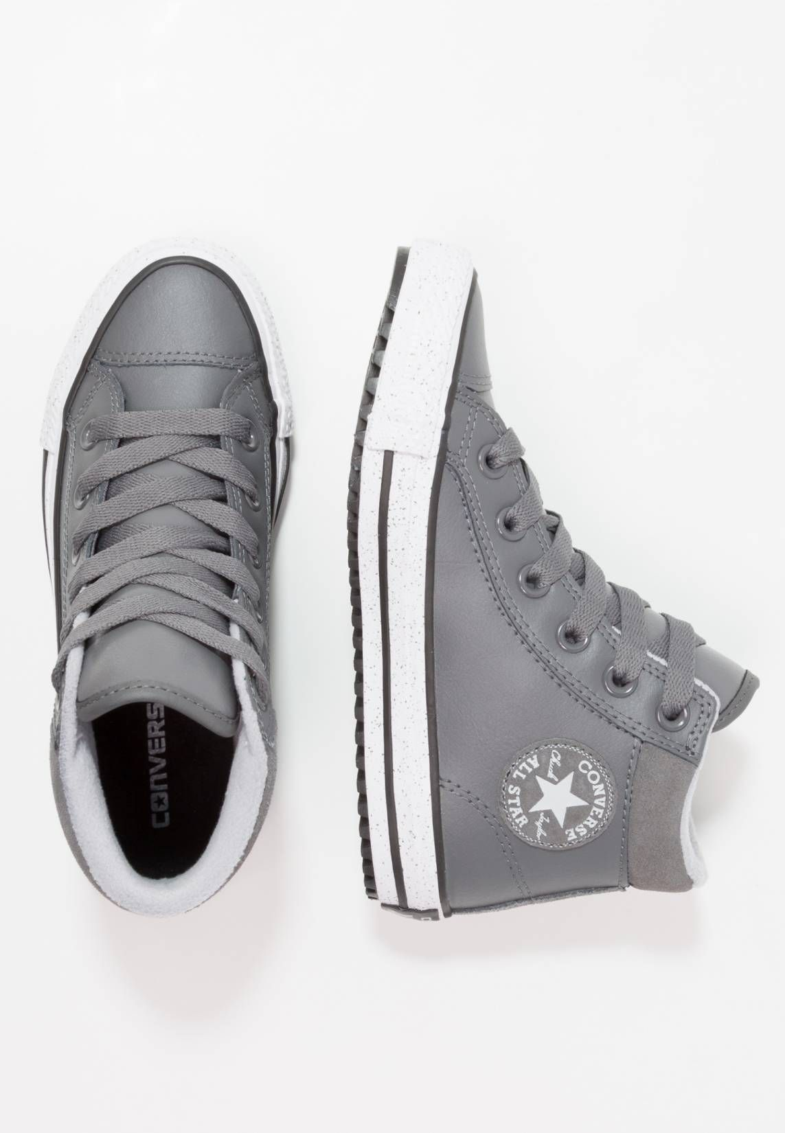 converse all star sneakers pelle
