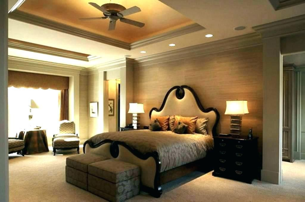 Tray Lighting Ceiling Ceiling Design Bedroom French Bedroom Design Eclectic Bedroom Design