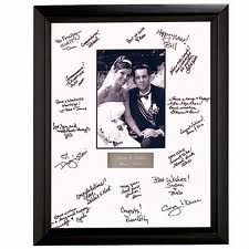make your own signature frame for babys birth wedding birthdays