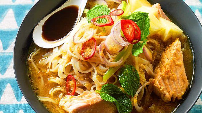 Asam laksa recipe : SBS Food