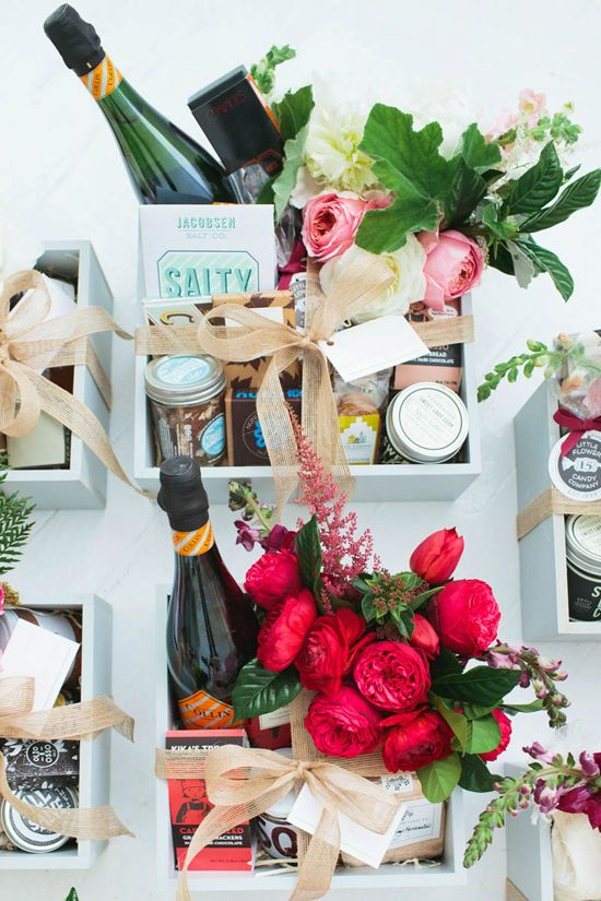 curated gift boxes   designlovefest