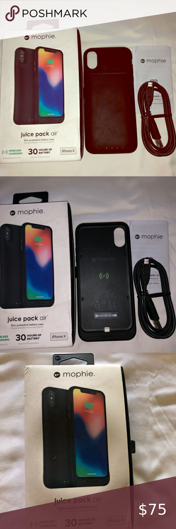 Apple Iphone X Mophie Juice Pack Case In 2020 Mophie Apple Iphone Iphone The #1 selling mobile battery case brand. pinterest