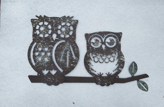 Owl Wall Art Decor