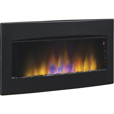 Classic Flame Serendipity Infrared Wall Hanging Fireplace Heater Fireplace Heater Wall Hanging Fireplace Fireplace