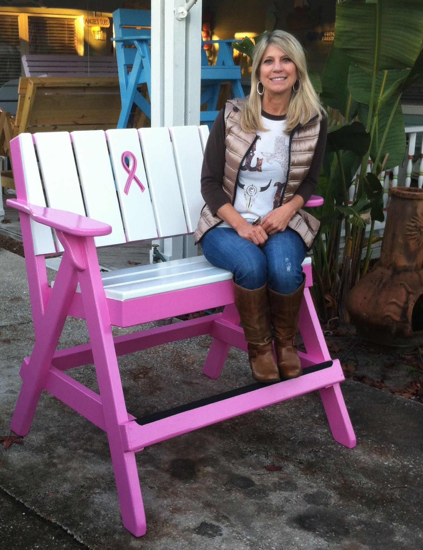 Pin by Dunavant Decor on Lifeguard chairs custom made by Alan