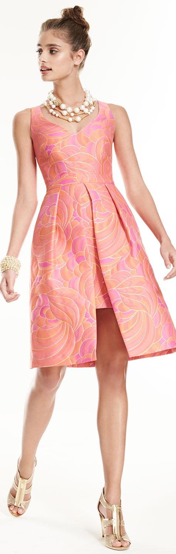 Cocktail Dresses   El coral, Vestidos boda y Quinceañera
