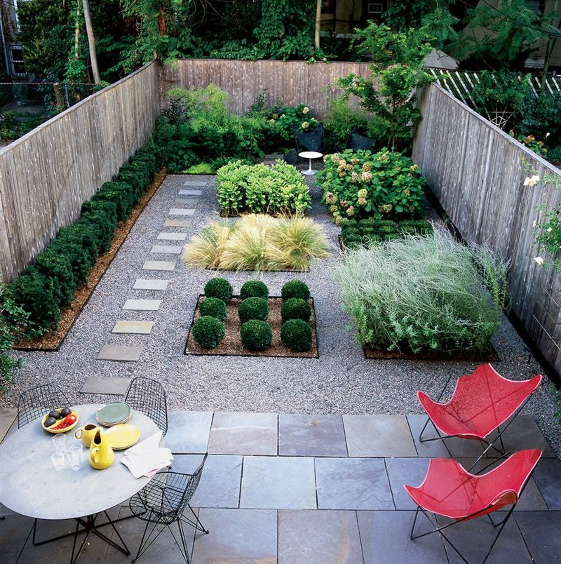 15 Tiny Outdoor Garden Ideas for the Urban Dweller | Small ...