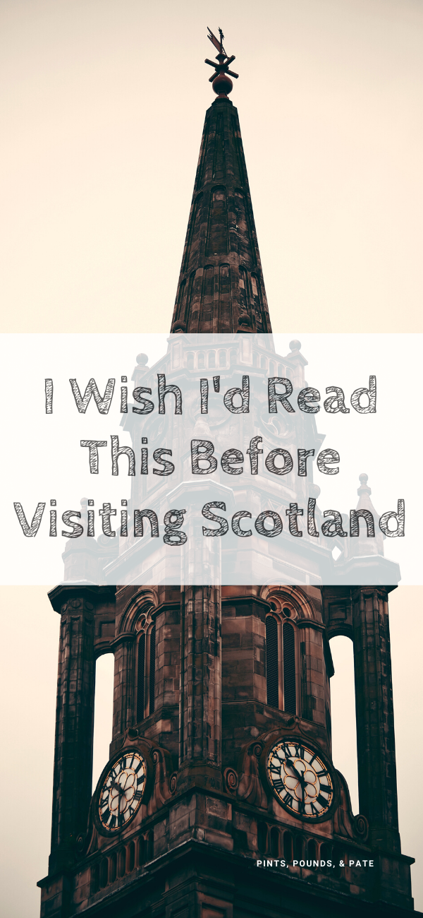 Learn about why you'll love Scotland - the 5 reasons you need to visit Scotland, from the Highlands to Edinburgh #scotland #scotlandtravel #scotlandtraveltips #exploringscotland #scotlandculture