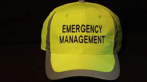 Emergency Management Hat
