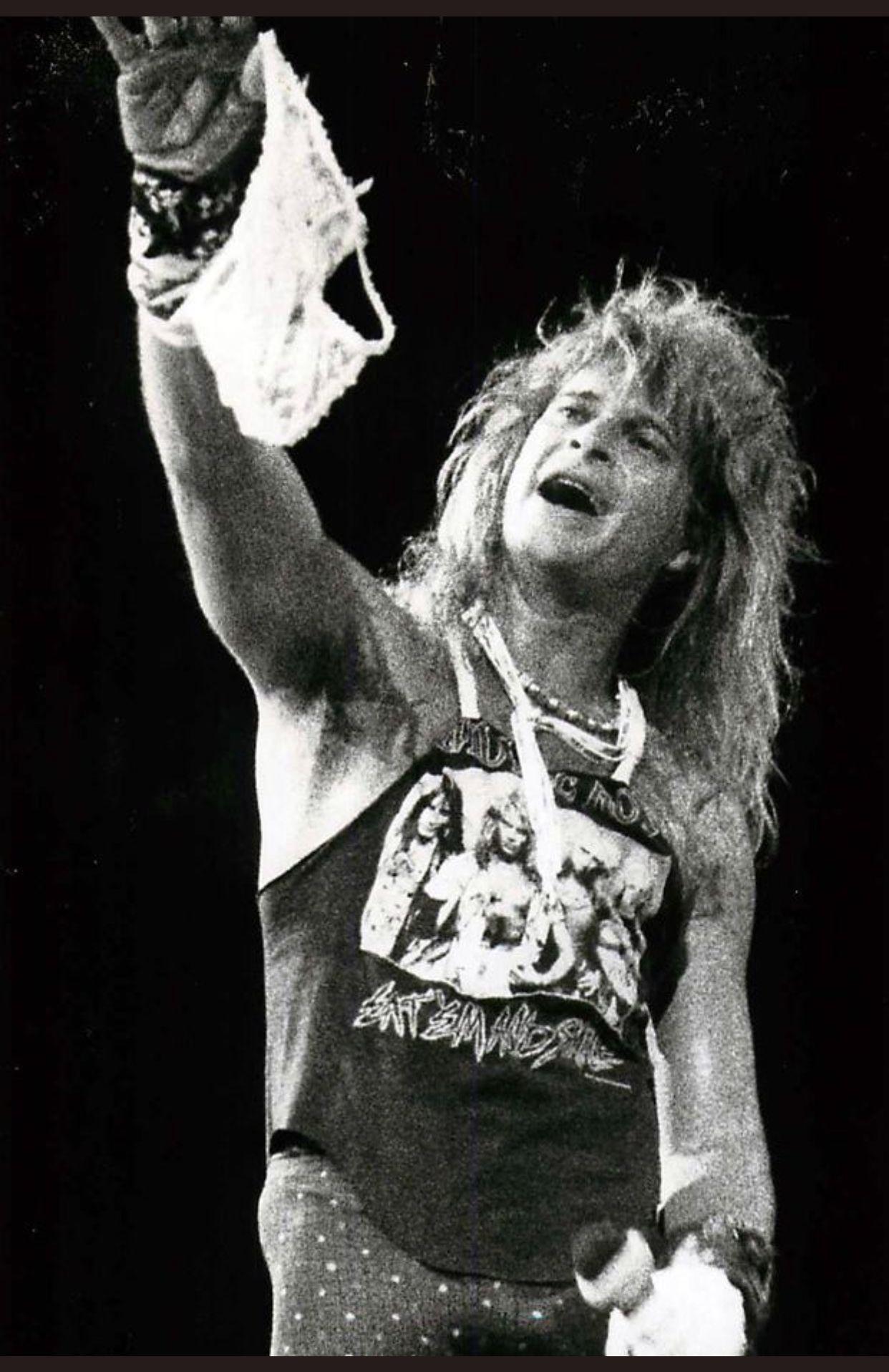 Pin By Rocky On The Mighty Vh Van Halen Black Sabbath Rock N Roll