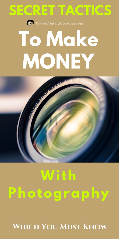 Pinterest Viral Domination Make Money Photography Viral Marketing Making Money With Photography